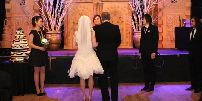 Great American Music Hall wedding venue picture 14 of 16 - Photo by: Christina Diane Photography