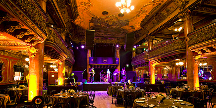 Great American Music Hall wedding venue picture 11 of 16 - Photo by: Arrowood Photography