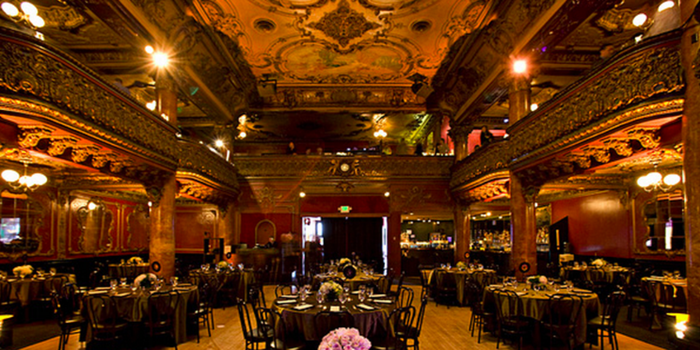 Great American Music Hall wedding venue picture 9 of 16 - Photo by: Arrowood Photography