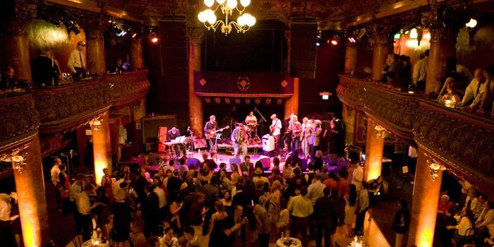 Great American Music Hall wedding venue picture 4 of 16 - Photo by: Perlman & R. Lutge Photography