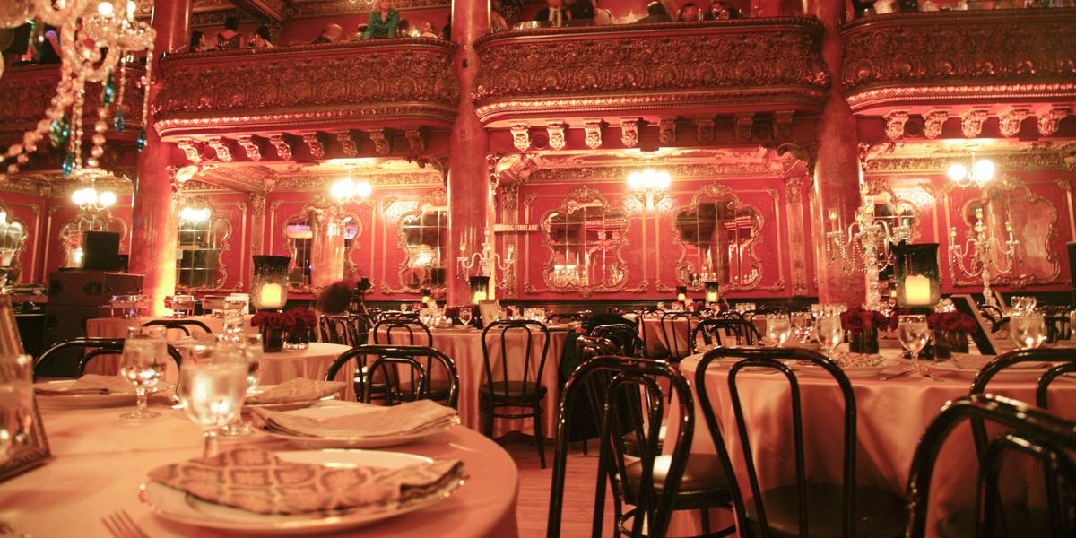 Great American Music Hall Weddings | Get Prices For Wedding Venues
