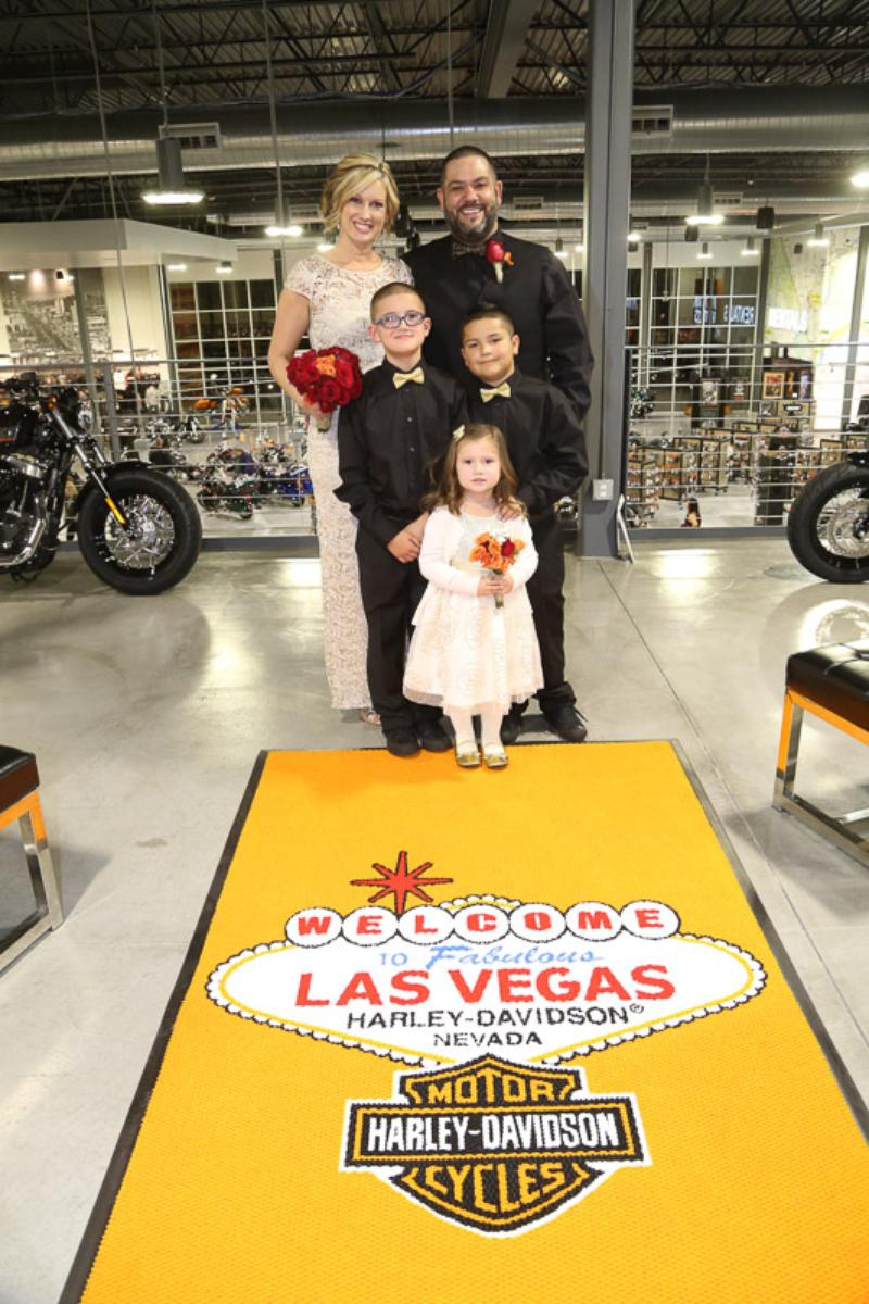 las vegas harley davidson wedding chapel wedding venue picture 15 of 16 provided by