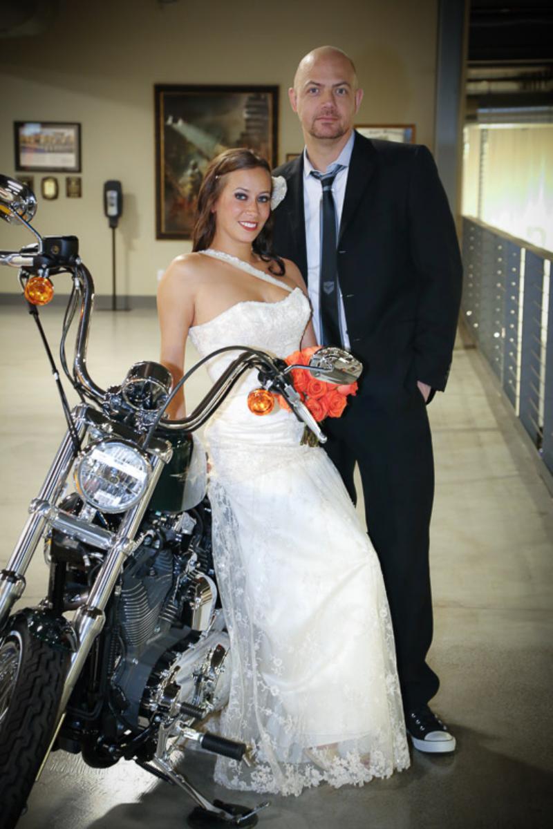 las vegas harley davidson wedding chapel weddings