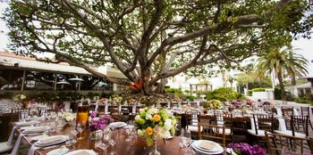 Fairmont Miramar Hotel weddings in Santa Monica CA