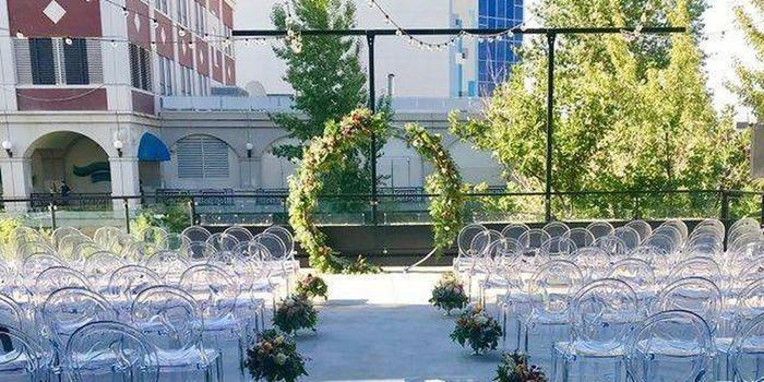 Renaissance Reno Downtown Hotel wedding Reno
