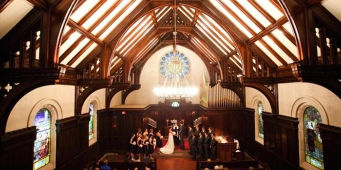 The Chapel at West Parish wedding venue picture 2 of 16 - Provided by: The Chapel at West Parish