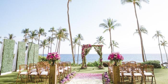 Hyatt Regency Maui Resort and Spa Weddings | Get Prices ...