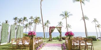 Hyatt Regency Maui Resort and Spa weddings in Lahaina HI