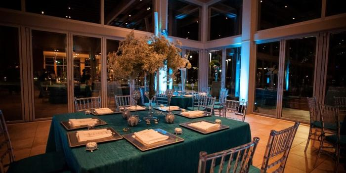 Lake Pavilion wedding venue picture 7 of 14 - Photo by: DB Wolin Photography