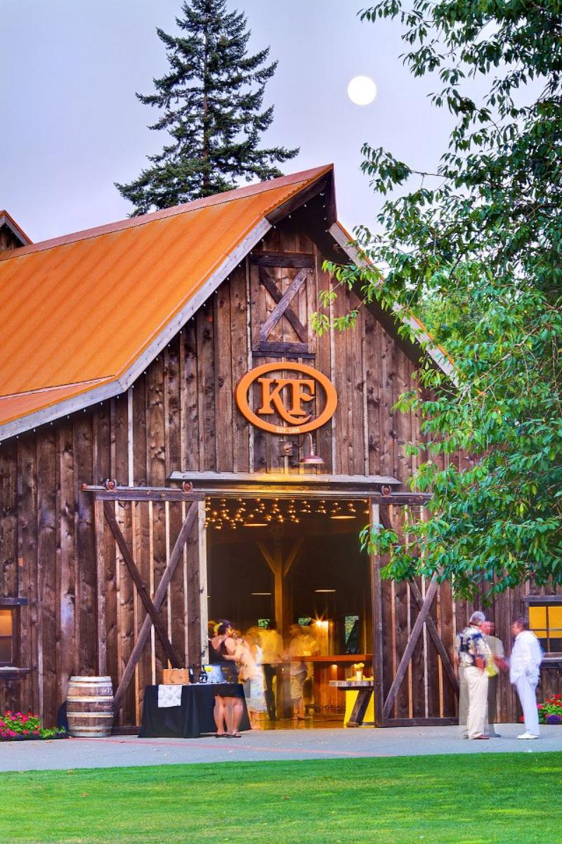 the kelley farm weddings