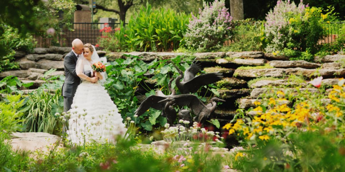Fort Worth Botanic Garden Weddings Get Prices For Wedding Venues