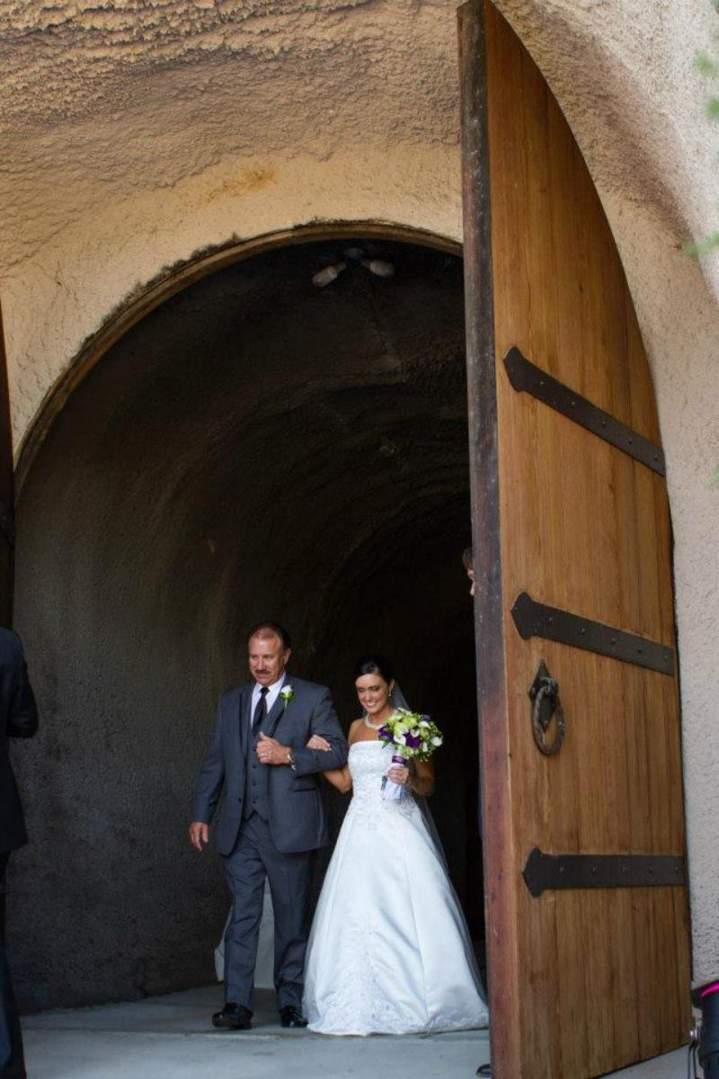 Cottonwood Canyon Vineyard and Winery wedding venue picture 14 of 16 - Provided by: Cottonwood Canyon Vineyard and Winery