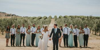 Pomar Junction Vineyard and Winery weddings in Templeton CA