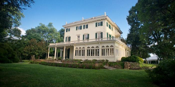 Glen Foerd Mansion wedding venue picture 3 of 8 - Jamie Hollander Catering & Events