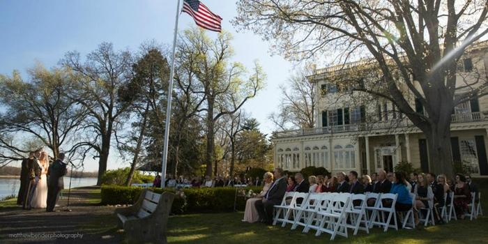 Glen Foerd Mansion wedding venue picture 7 of 8 - Mathew Bender Photography