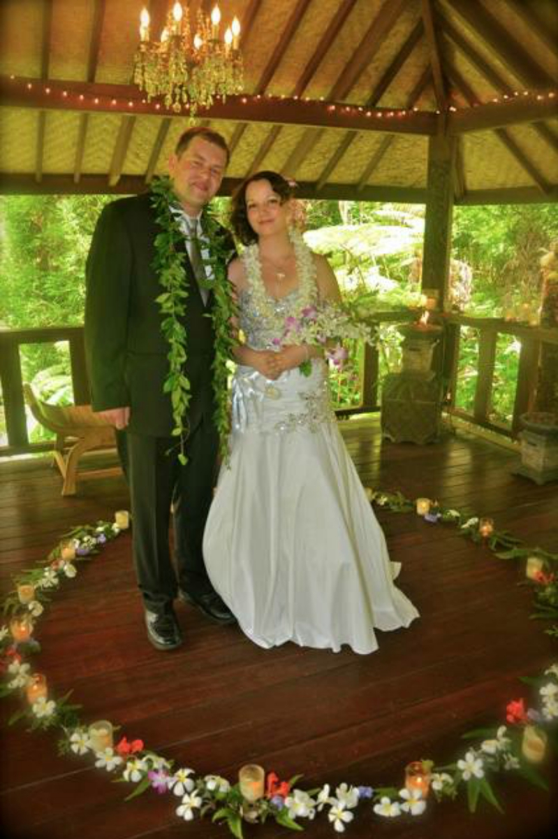 Mahinui Rainforest Weddings wedding venue picture 12 of 16 - Provided by: Mahinui Rainforest Weddings