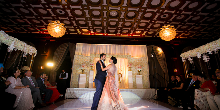 Julia Morgan Ballroom wedding venue picture 2 of 16 - Photo by: Lin & Jirsa Photography