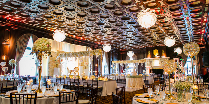 Julia Morgan Ballroom wedding venue picture 9 of 16 - Photo by: Lin & Jirsa Photography