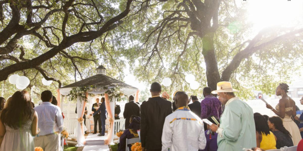 Unique Sites And Wedding Venues In Houston Texas