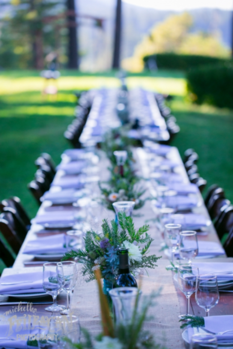 Wild Iris Retreat wedding venue picture 12 of 16 - Photo by: Michelle Feileacan Photography
