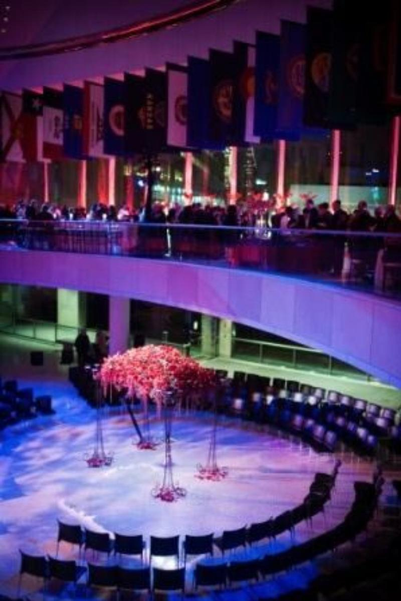 National Constitution Center wedding venue picture 12 of 16 - Provided by: National Constitution Center