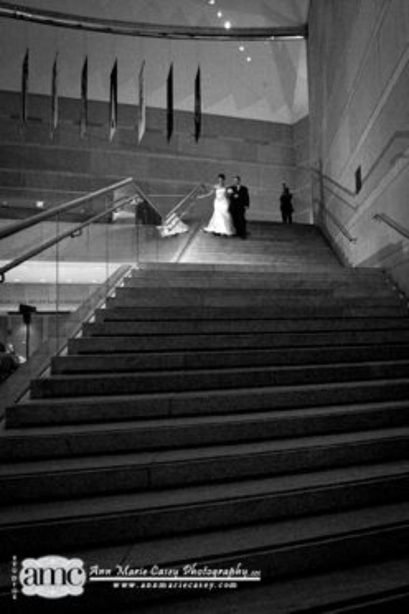 National Constitution Center wedding venue picture 16 of 16 - Photo by: Anna Marie Casey Photography