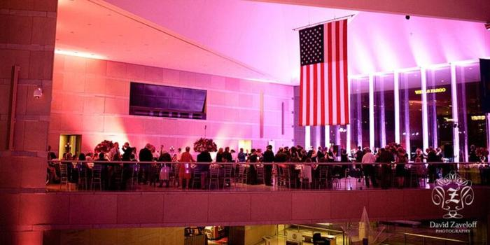 National Constitution Center wedding venue picture 14 of 16 - Photo by: David Zaveloff Photography