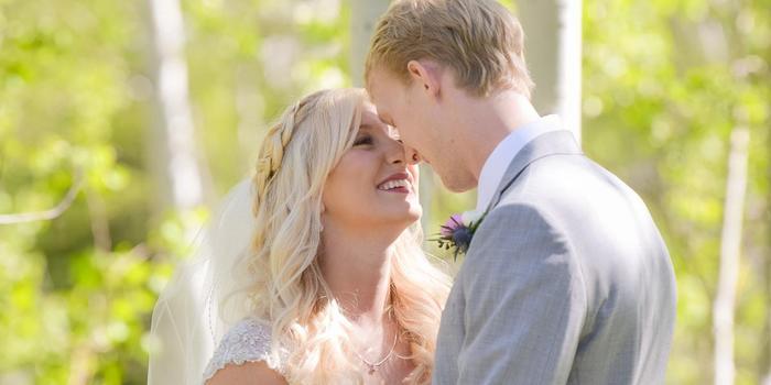 Silver Fork Lodge wedding Salt Lake City