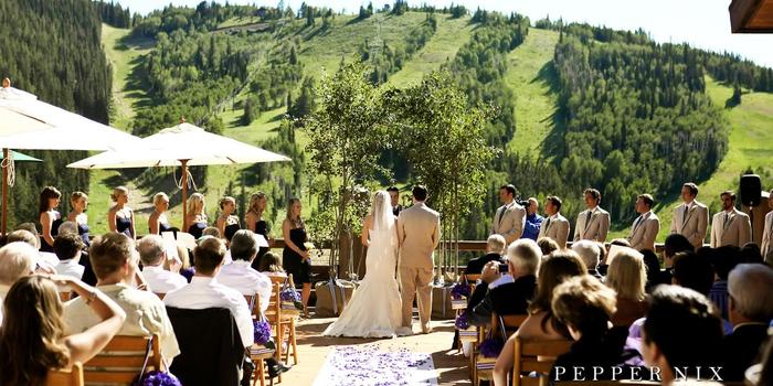 Stein Eriksen Lodge Deer Valley wedding venue picture 2 of 13 - Photo by: Pepper Nix Photography