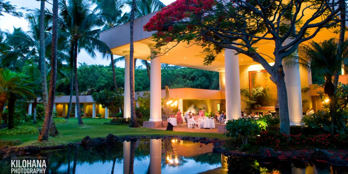 Kauai Marriott Resort Weddings