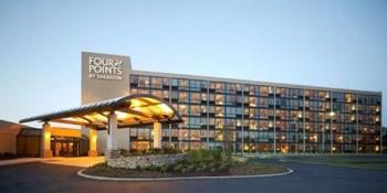 Four Points by Sheraton Philadelphia Northeast weddings in Philadelphia PA