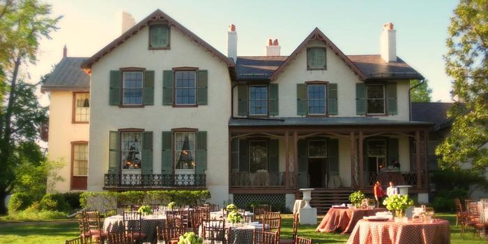 President Lincoln's Cottage wedding Washington DC