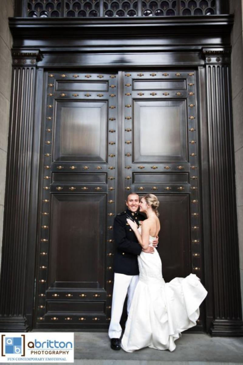 Carnegie Institution for Science wedding venue picture 8 of 16 - Photo by: Abritton Photograpahy