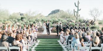 Troon North Golf Club weddings in Scottsdale AZ