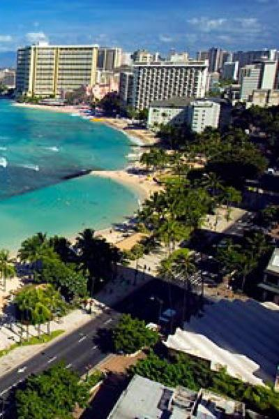 Waikiki Beach Marriott Resort Spa Venue Honolulu
