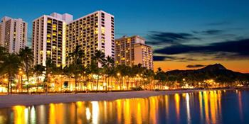 Waikiki Beach Marriott Resort & Spa wedding packages