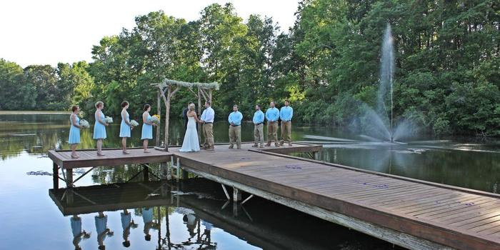 The Carolyn Baldwin Lake Pavilion wedding venue picture 2 of 16 - Provided by: The Carolyn Baldwin Lake Pavilion