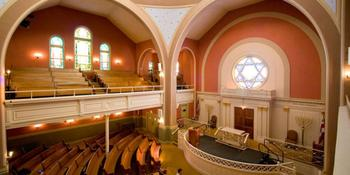 Sixth & I Historic Synagogue weddings in Washington DC