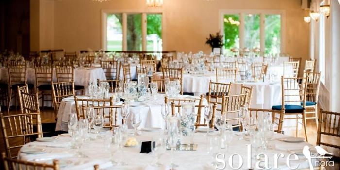 The Hellenic Center wedding venue picture 5 of 16 - Photo by: Solare Wedding Photography