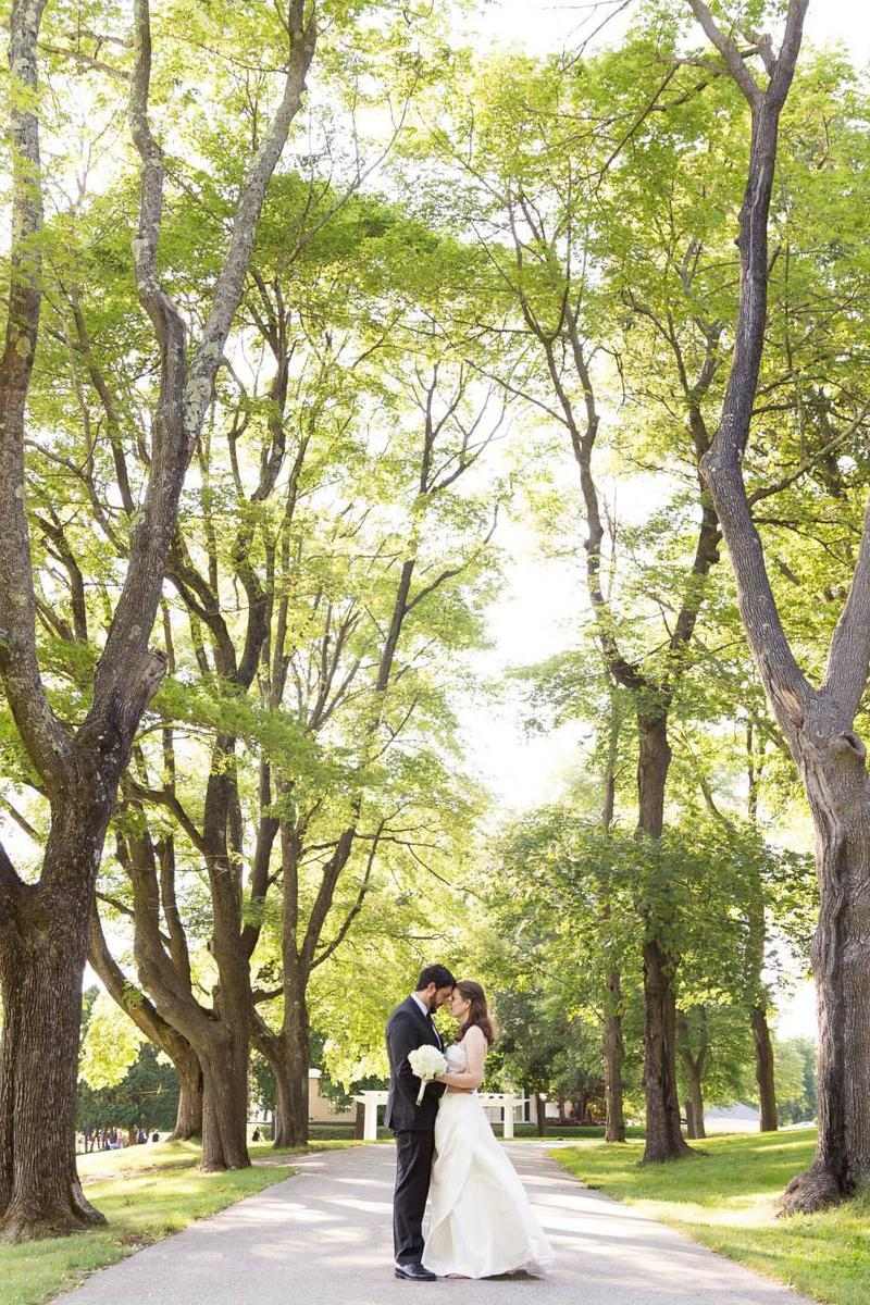 The Hellenic Center wedding venue picture 7 of 16 - Photo by: Kelsey DeWitt Photography