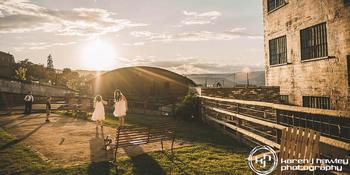 Sunshine Mill Winery weddings in The Dalles OR