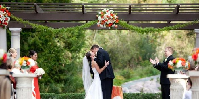 Rock Creek Gardens wedding venue picture 3 of 10 - Photo by: The Popes Photography