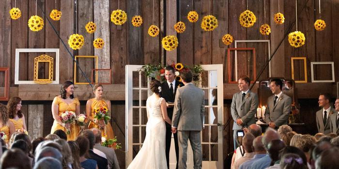 Pickering Barn wedding Seattle