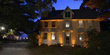 The Old Manse weddings in Concord MA