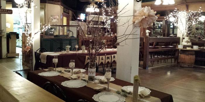General Store Wedding and Event Center wedding venue picture 4 of 8 - Provided by: The Old General Store Wedding and Events Center