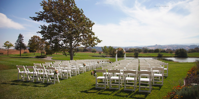 Coyote Creek Golf Course wedding venue picture 2 of 16 - Photo by: Heather Avrech Photography