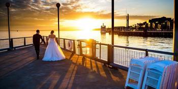 Seattle Aquarium weddings in Seattle WA