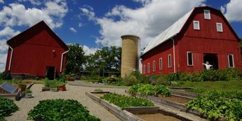 Clyde's Willow Creek Farm weddings in Broadlands VA