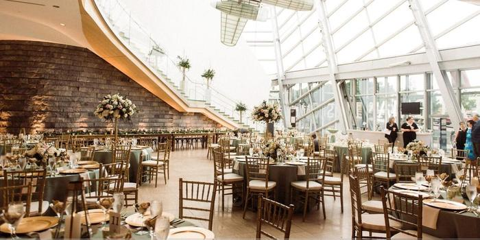 Taubman Museum of Art wedding Lexington
