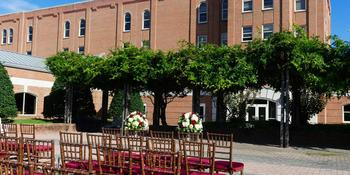Georgetown University Hotel & Conference Center weddings in Washington DC